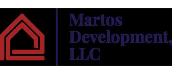 Martos Development Logo